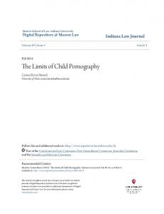 The Limits of Child Pornography.pdf