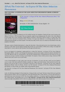 The-Uninvited-An-Expose-Of-The-Alien-Abduction-Phenomenon.pdf ...