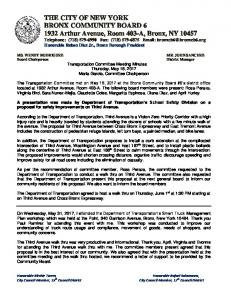 Transportation Committee Meeting Minutes of May 18, 2017.pdf ...