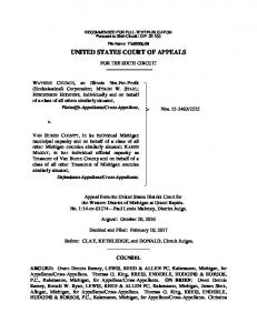 united states court of appeals - Inverse Condemnation