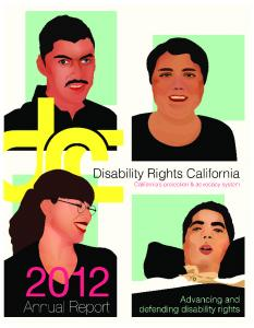 Untitled - Disability Rights California