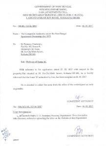 Untitled - HOUSING DEPARTMENT Government of West Bengal