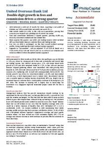 UOB Ltd - InvestingNote