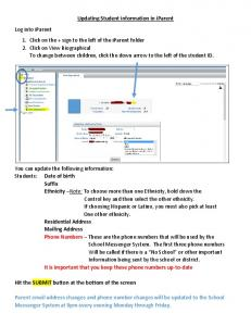 Updating Student information in iParent.pdf