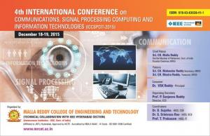 View - MRCET : International Conference