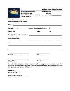 Village Rental Application.pdf