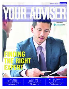 VouchedFor - 'Your Adviser - Finding The Right Expert'.pdf  ...