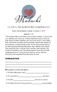 Week 1 - Malachi - Love.pdf