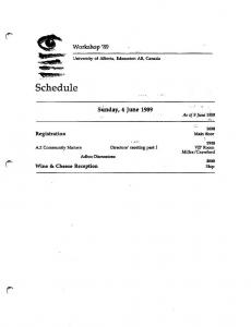 Workshop '89 - University of Alberta - June 1989 - TOC.pdf  ...