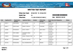 WrittenTest Result March 09.pdf