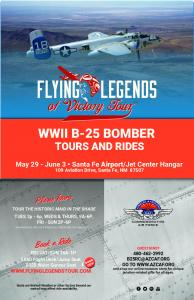 WWII B-25 BOMBER