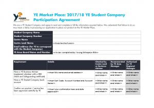 YE-Market-Place-Student-Company-Participation-Agreement ...